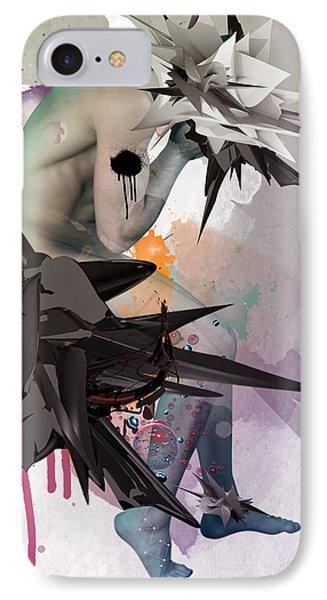 Artistic Nude IPhone Case by Mark Ashkenazi