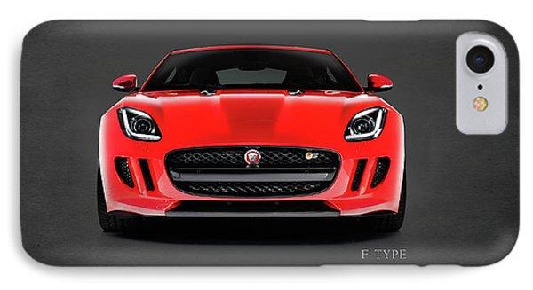 Jaguar F Type IPhone Case