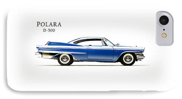 Dodge Polara D 500 IPhone Case