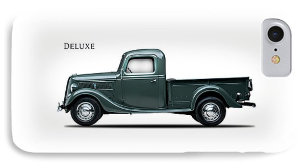 Ford Deluxe Pickup 1937 IPhone 7 Case