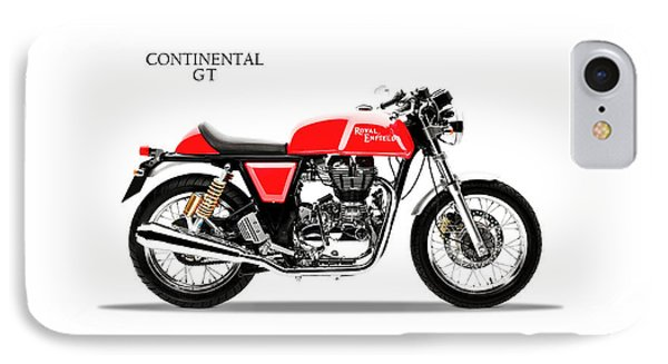 Royal Enfield Continental Gt IPhone Case