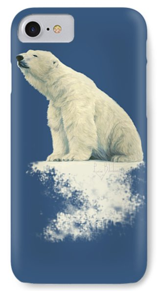 Something In The Air IPhone 7 Case by Lucie Bilodeau