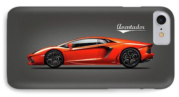 Lamborghini Aventador IPhone 7 Case