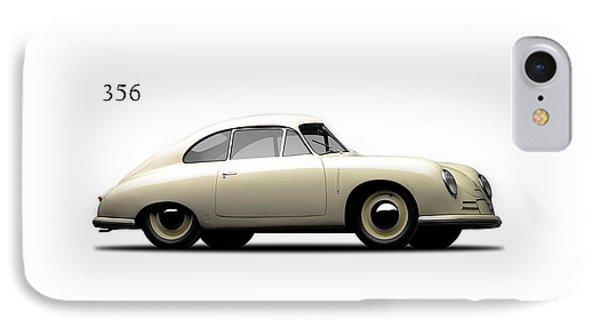 Porsche 356 IPhone Case by Mark Rogan