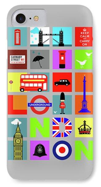London IPhone 7 Case