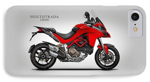 Ducati Multistrada IPhone Case
