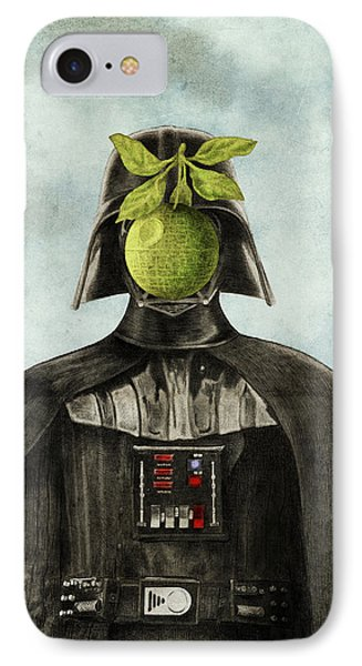 Son Of Darkness IPhone Case by Eric Fan