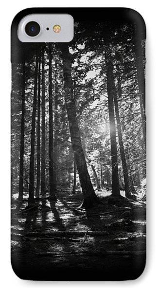 Shining Through IPhone Case by Nicklas Gustafsson