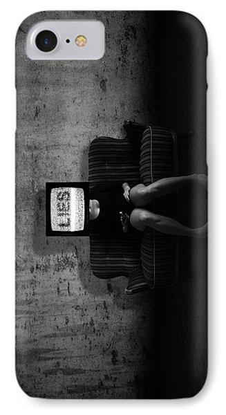 Lies IPhone Case by Nicklas Gustafsson