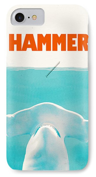 Reef Shark iPhone 7 Case - Hammer by Eric Fan