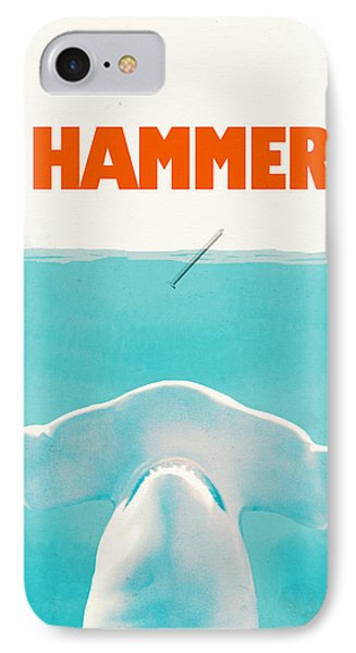 Hammer IPhone Case by Eric Fan