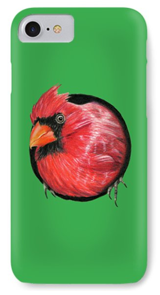 Red And Green IPhone Case by Sarah Batalka