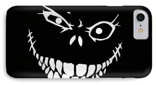 Crazy Monster Grin IPhone Case by Nicklas Gustafsson