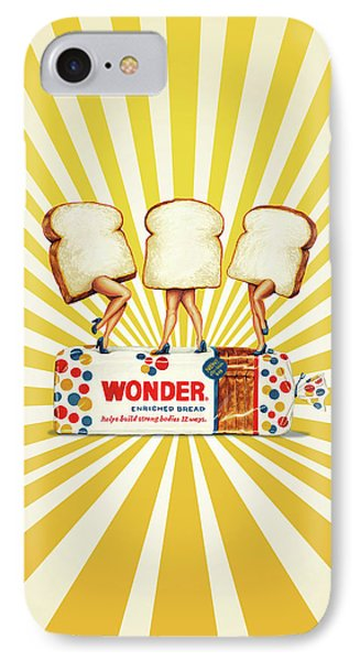 Wonder Women IPhone Case by Kelly Gilleran