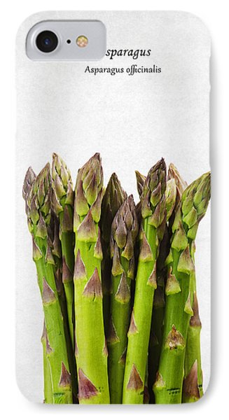 Asparagus IPhone Case by Mark Rogan