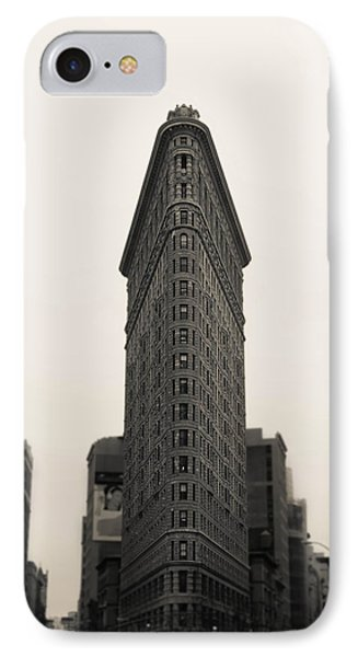 Flatiron Building - Nyc IPhone Case