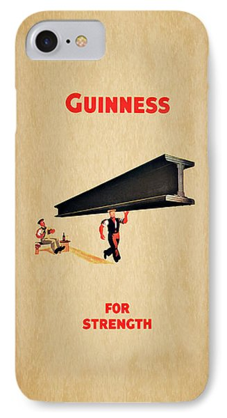 Guiness For Strength IPhone 7 Case