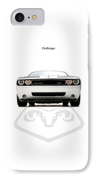 The Challenger IPhone Case by Mark Rogan