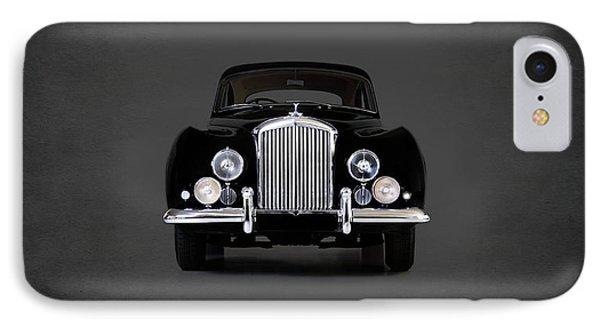Bentley Continental 1952 IPhone Case by Mark Rogan