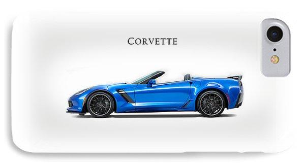 Corvette Z06 Convertible IPhone Case