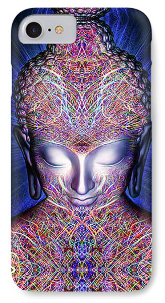Kundalini Awakening  IPhone Case