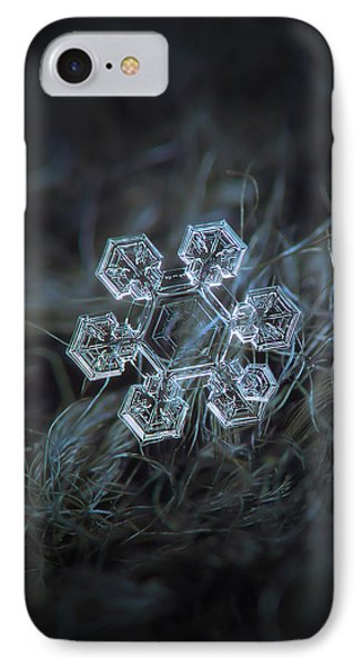 IPhone Case featuring the photograph Icy Jewel by Alexey Kljatov