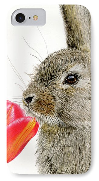 Smells Like Spring IPhone Case by Sarah Batalka
