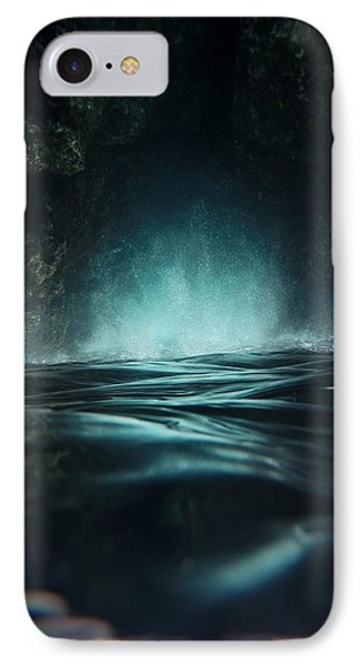 Surreal Sea IPhone Case by Nicklas Gustafsson
