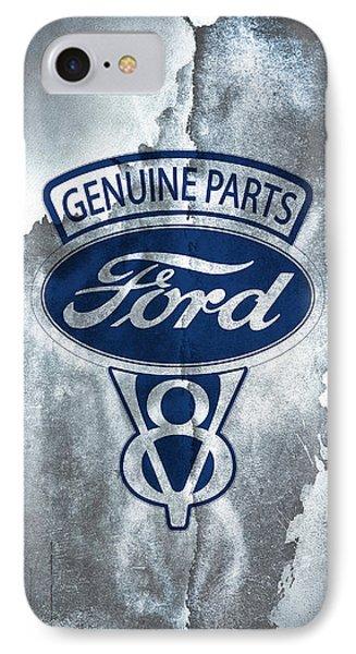 Vintage Ford V8  IPhone Case