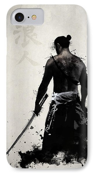 Ronin IPhone Case by Nicklas Gustafsson