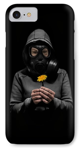 Toxic Hope IPhone Case by Nicklas Gustafsson