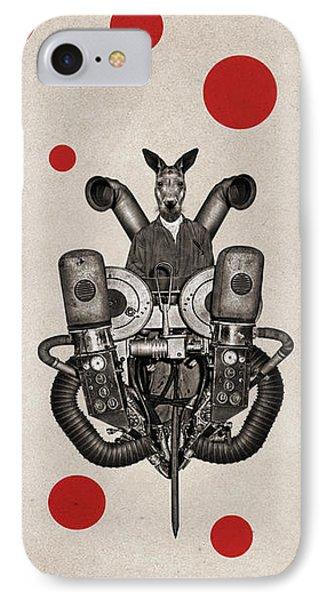 Animal2 IPhone Case by Francois Brumas