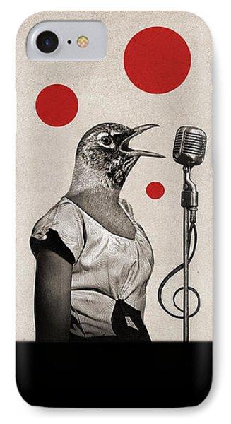 Animal16 IPhone Case by Francois Brumas