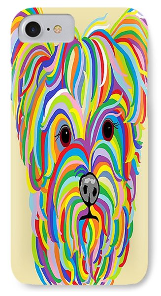 Yorkshire Terrier ... Yorkie IPhone Case