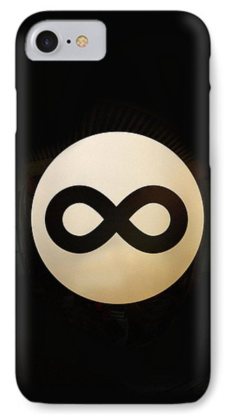 Infinity Ball IPhone Case by Nicholas Ely
