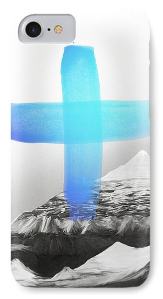 Mountains Phone Case by Amy Hamilton