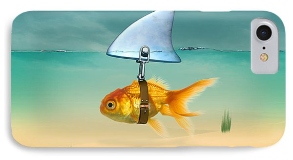 Gold Fish  IPhone Case