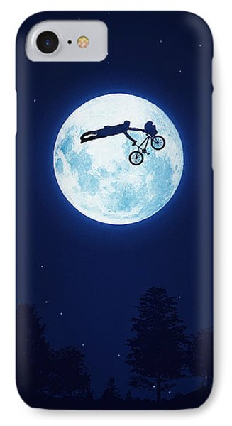 Riding The Kuwahara Bmx Like A Boss IPhone Case