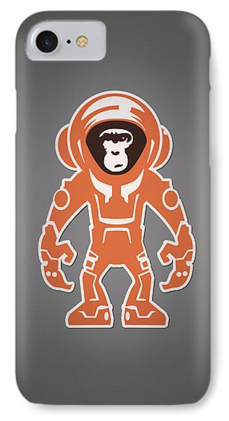 Monkey Crisis On Mars IPhone Case