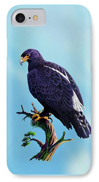 Verreaux's Eagle  IPhone Case