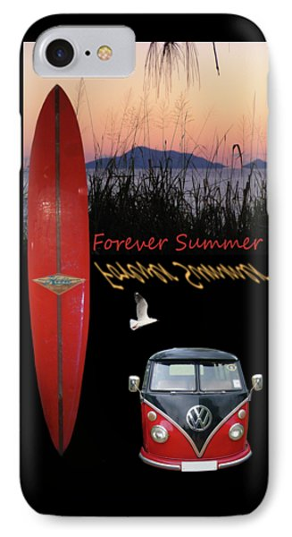 Forever Summer 1 IPhone Case