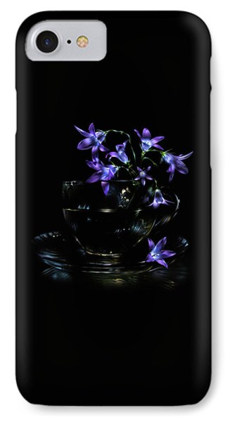 IPhone Case featuring the photograph Bluebells by Alexey Kljatov