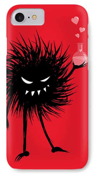 Evil Bug With A Love Potion IPhone Case