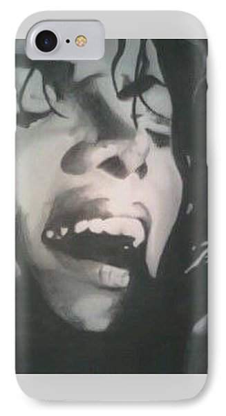 Michael IPhone Case by Christy Sykes