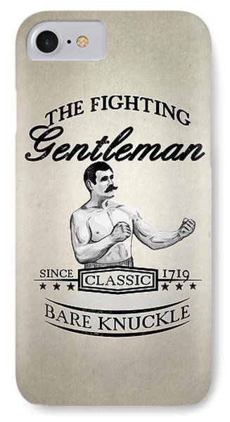 The Fighting Gentlemen IPhone Case by Nicklas Gustafsson
