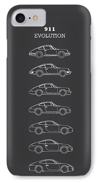 911 Evolution IPhone Case