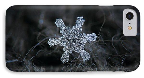 December 18 2015 - Snowflake 1 IPhone Case