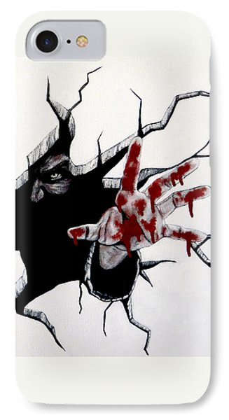 The Demon Inside IPhone Case
