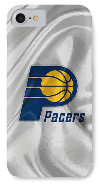 Indiana Pacers IPhone Case by Afterdarkness
