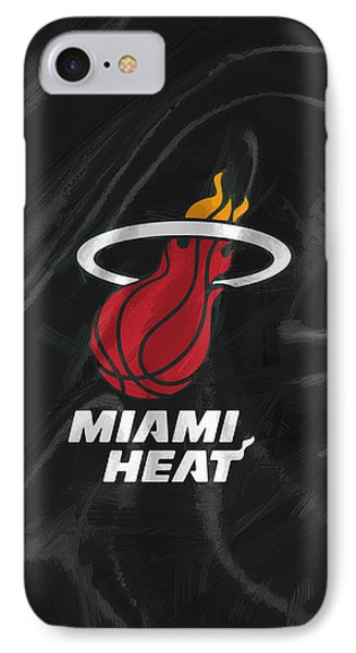 Miami Heat IPhone Case